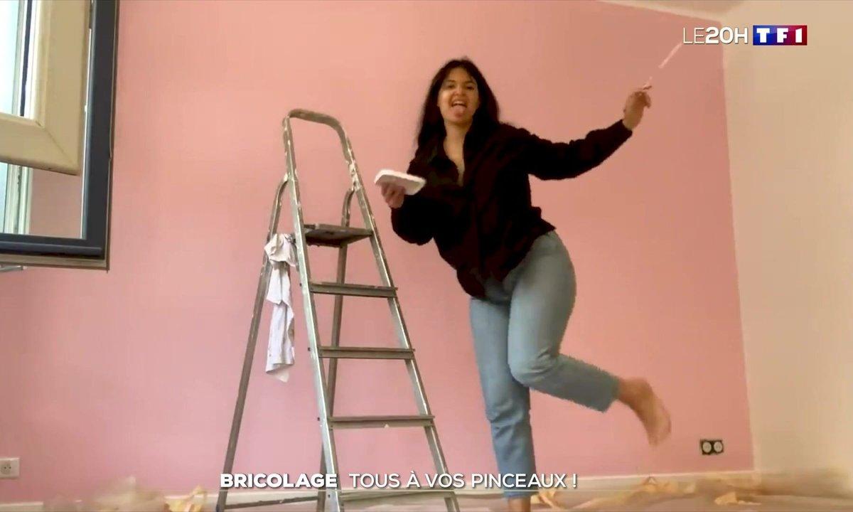 Crise sanitaire : les Français n'ont jamais fait autant de peinture