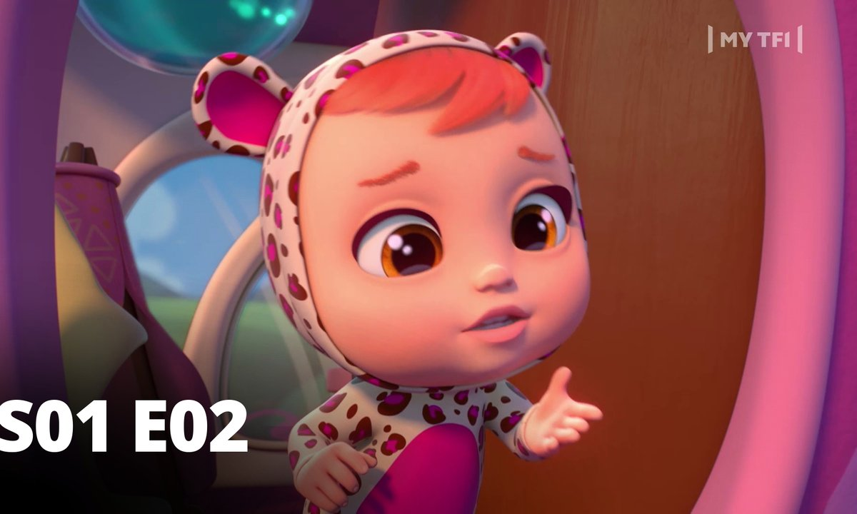 Cry Babies Magic Tears - S01 E02 - Où est Lady ?