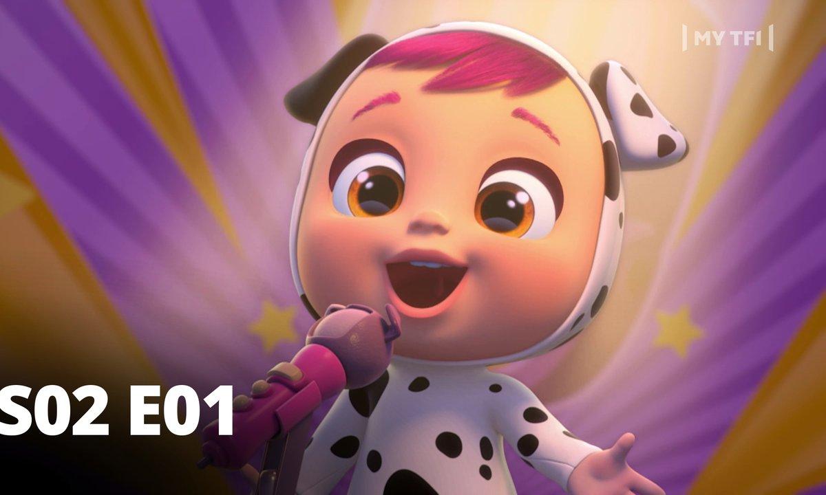 Cry Babies Magic Tears - S02 E01 - Des bébés talentueux