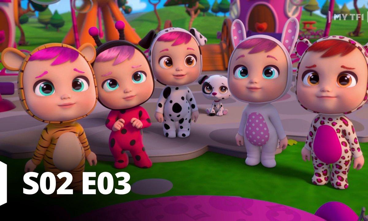 Cry Babies Magic Tears - S02 E03 - La baguette magique