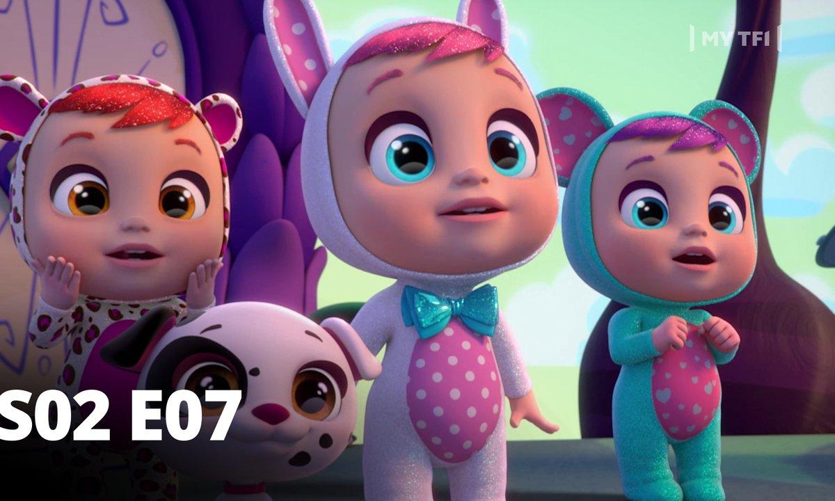 Cry Babies Magic Tears - S02 E07 - La découverte d'un nouveau monde