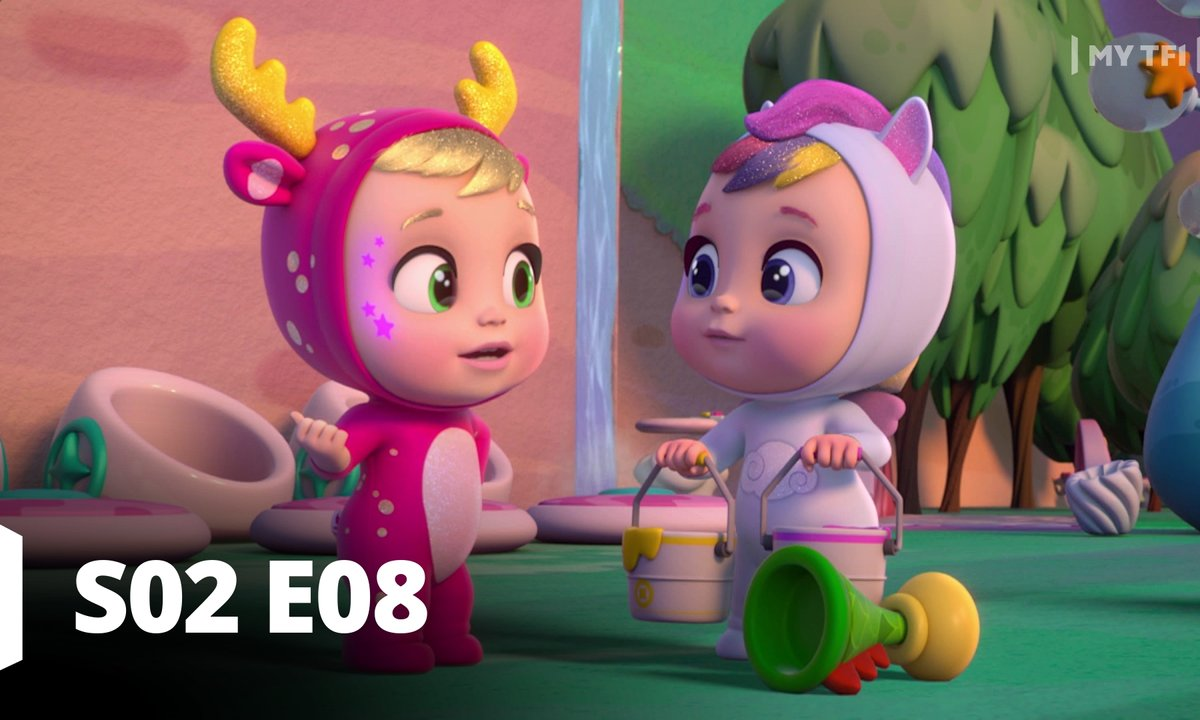Cry Babies Magic Tears - S02 E08 - Une journée sans pouvoir
