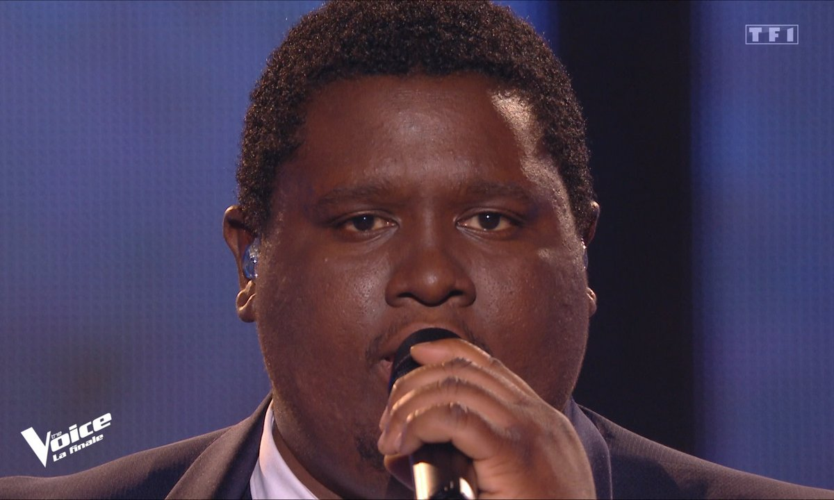"""The Voice 2021 – Cyprien chante """"I have nothing"""" de Whitney Houston (Finale)"""