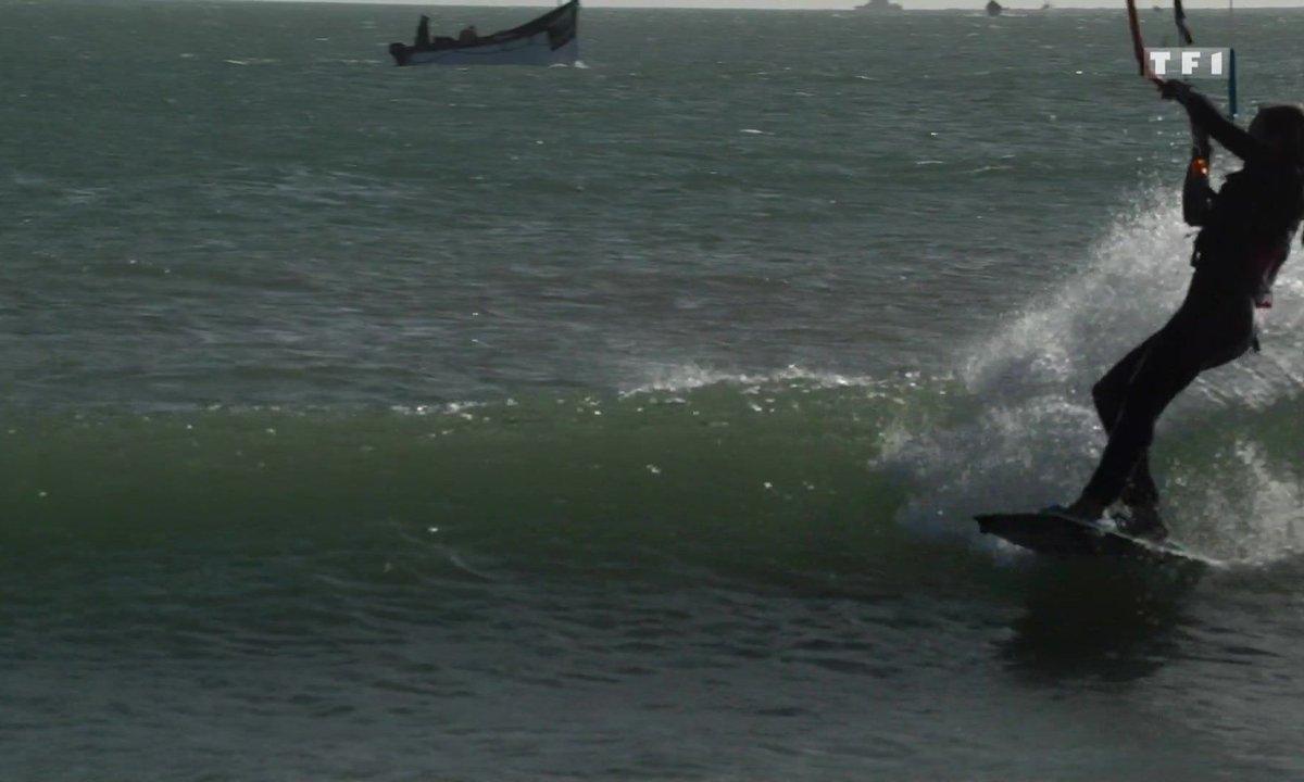 Daklha, le paradis marocain du kitesurf