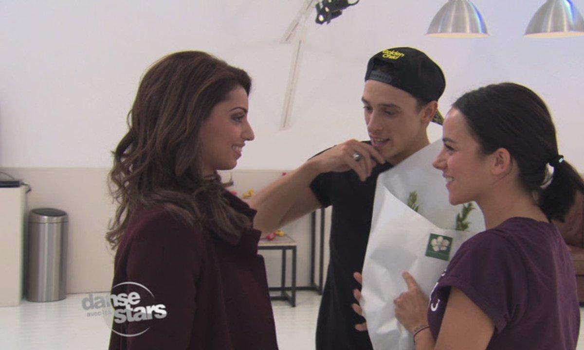 #DALS Répétitions : Alizée  et Tal, les grandes retrouvailles !