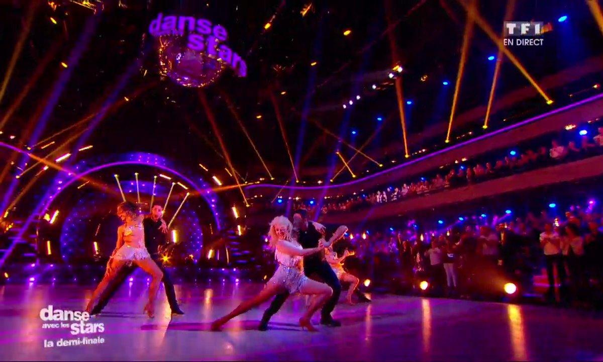 La DALS Family ouvre la demi-finale  sur « Boogie Wonderland » Earth, Wind & Fire