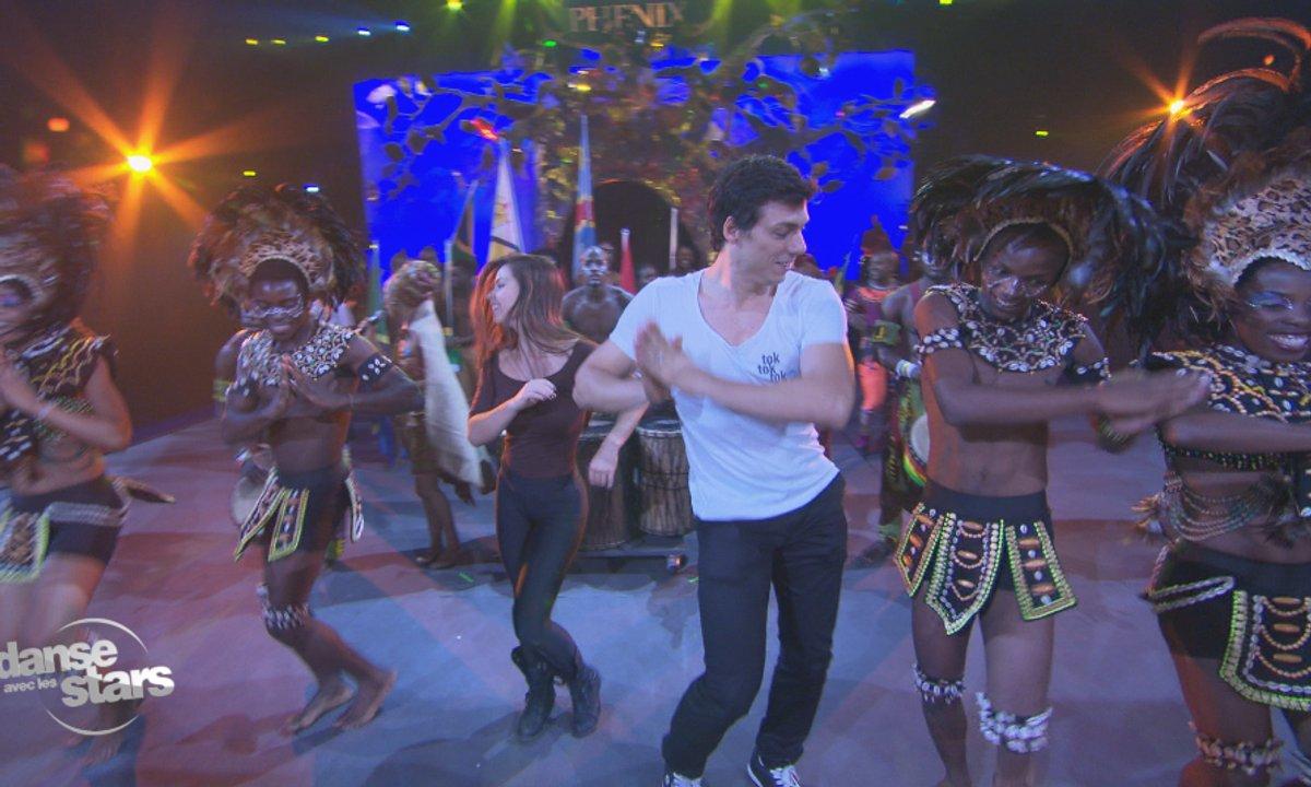 Taïg Khris :  Salsa avec Shakira  !