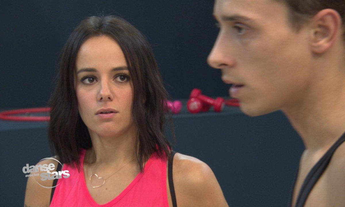 #DALS Répétitions : Alizée, à la perfection !