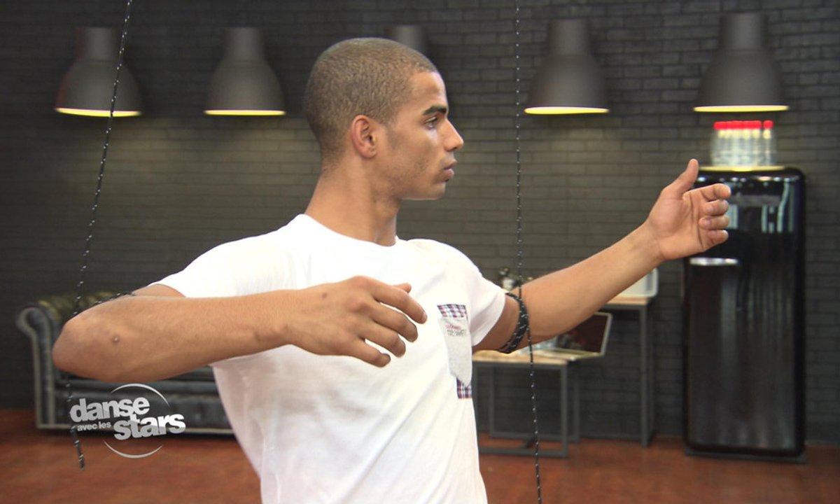 #DALS répétitions : Brahim Zaibat, qui mène vraiment la danse ?