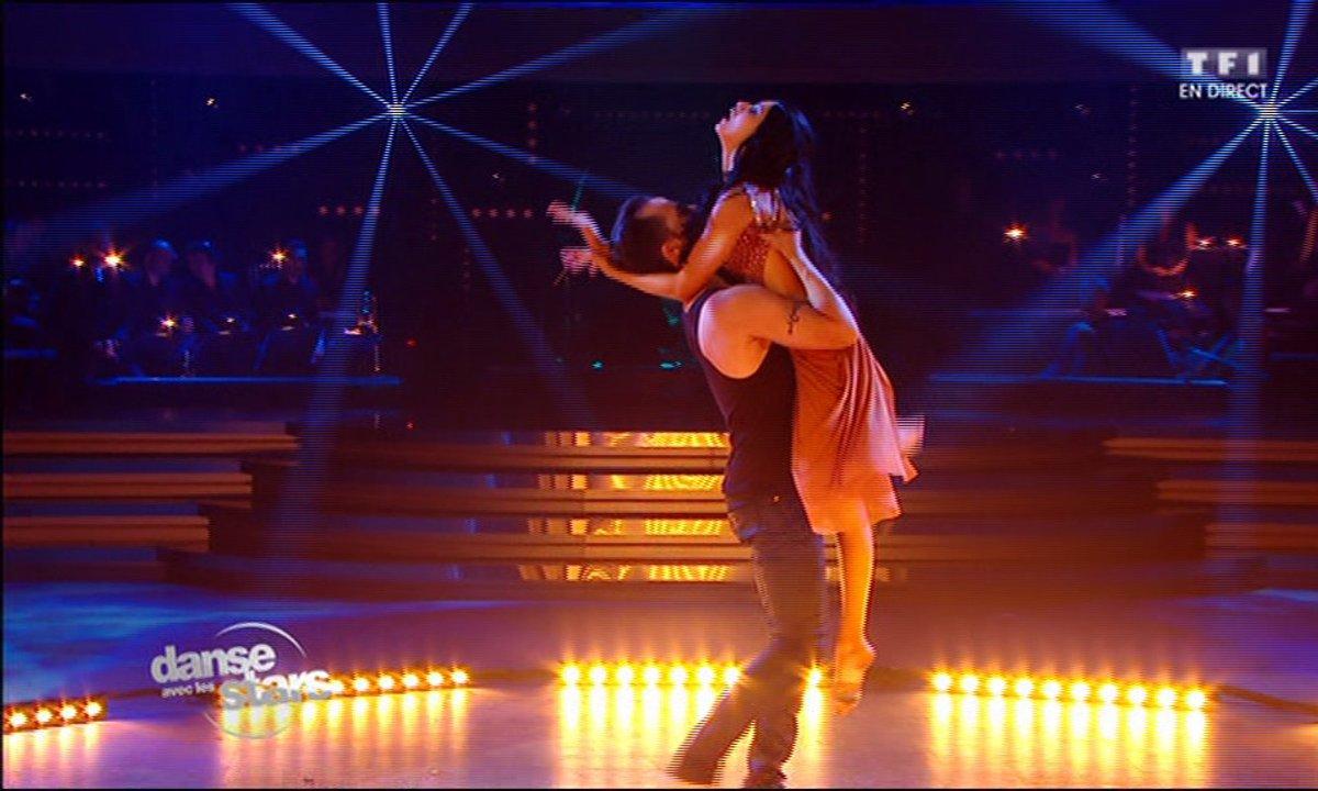 Une danse contemporaine pour Damien Sargue et Candice Pascal sur « Formidable » (Stromae)