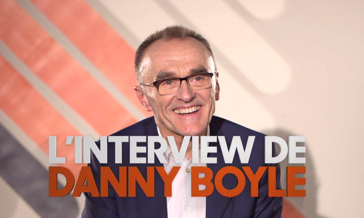 Exclu web : la masterclass de Danny Boyle dans les coulisses de Quotidien