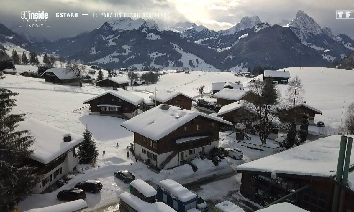 Dans le secret de Gstaad : le paradis blanc des stars