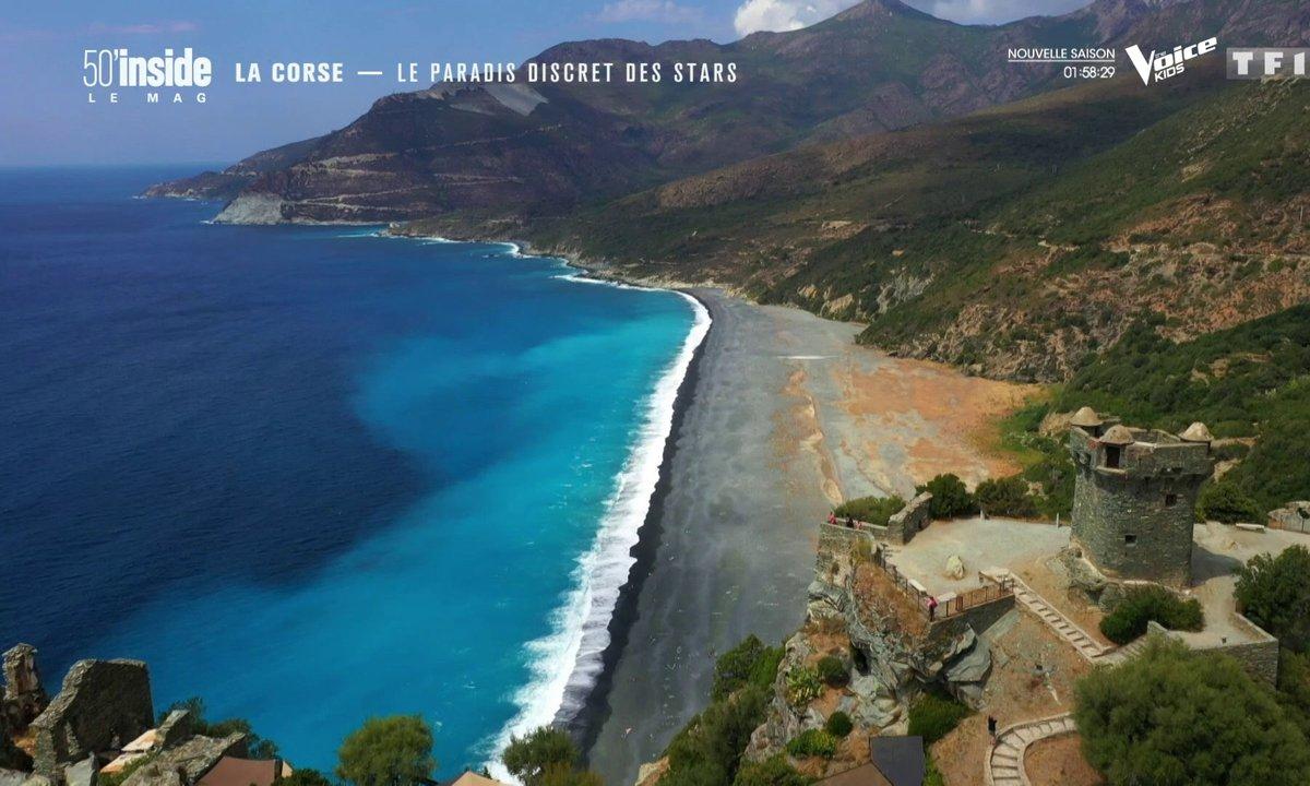 Dans le secret de la Corse, le paradis secret des stars