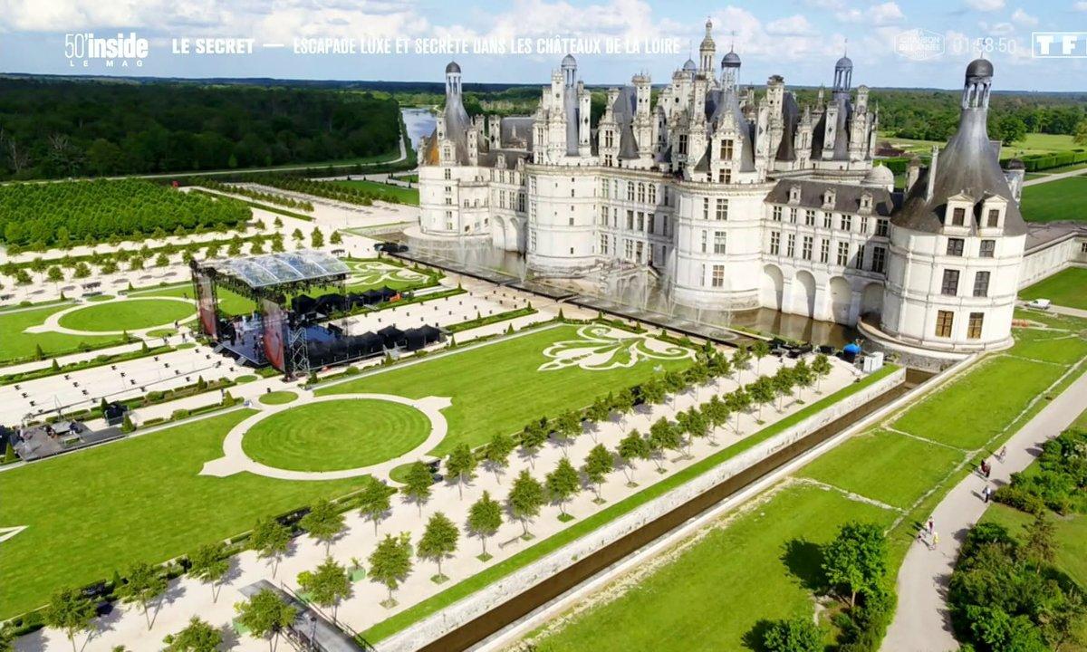 Dans le secret des châteaux de la Loire