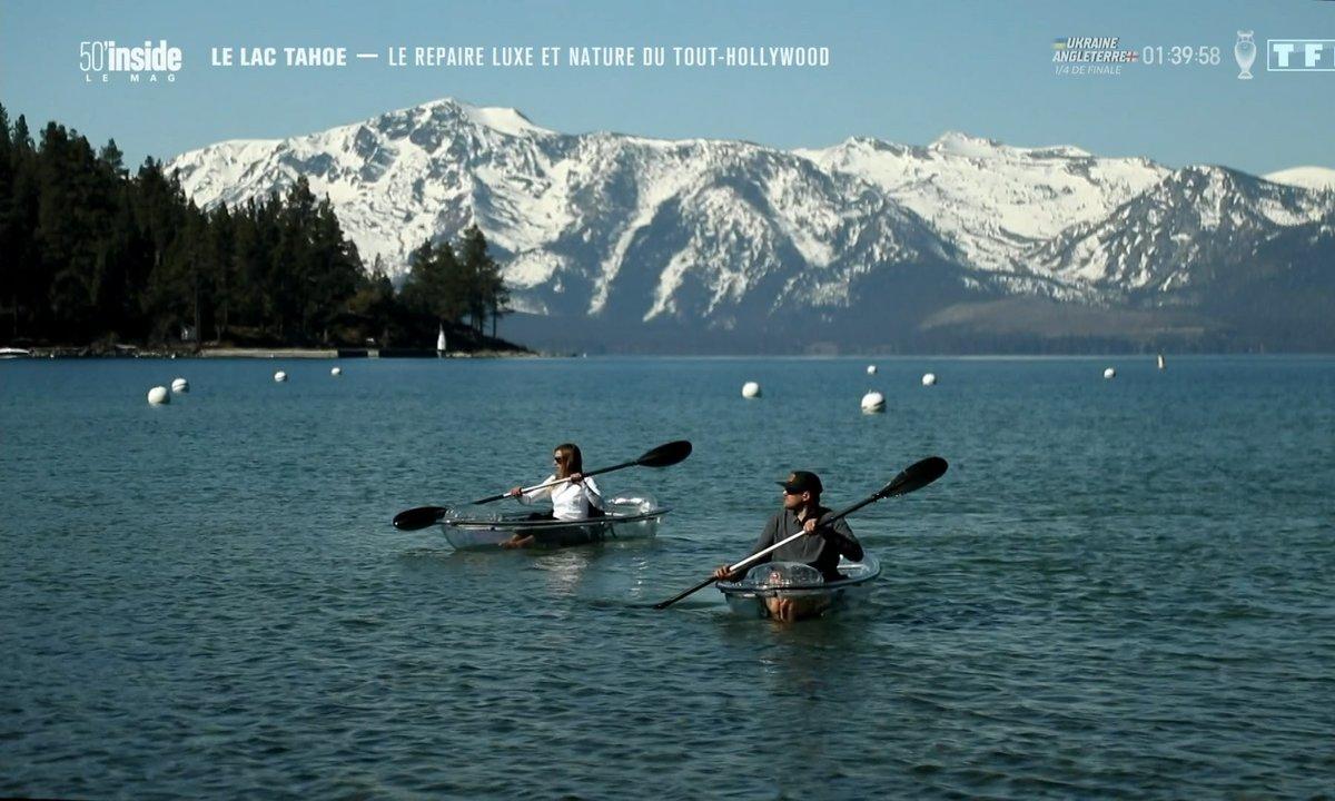 Dans le secret du lac Tahoe, le repaire luxe et nature d'Hollywood