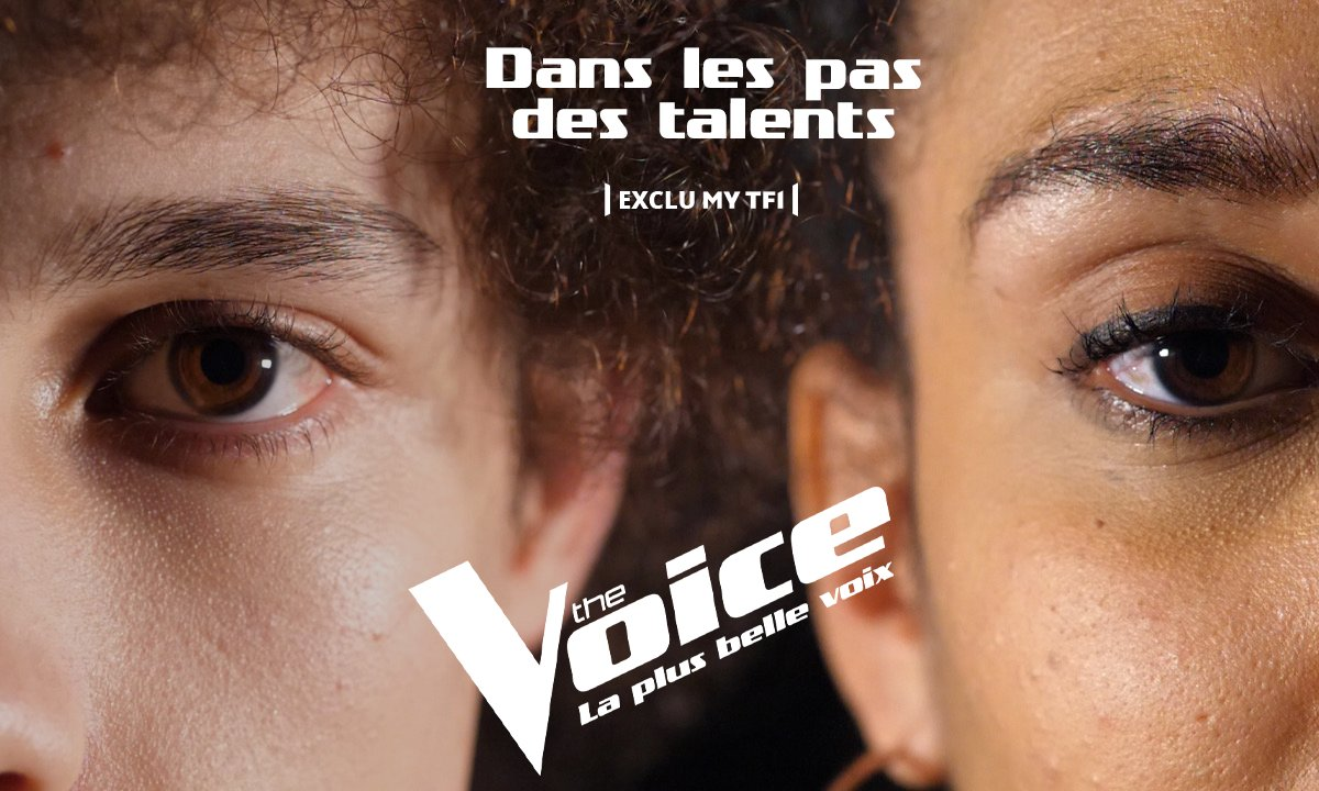 The Voice 2021 - Dans les pas des talents, un document original