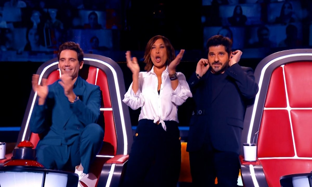 The Voice All Stars - Dans The Voice, samedi 25 septembre 2021...