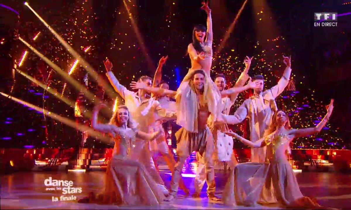 La danse coup de coeur d'Olivier Dion et Candice Pascal, leur Bollywood sur « Jai Ho»
