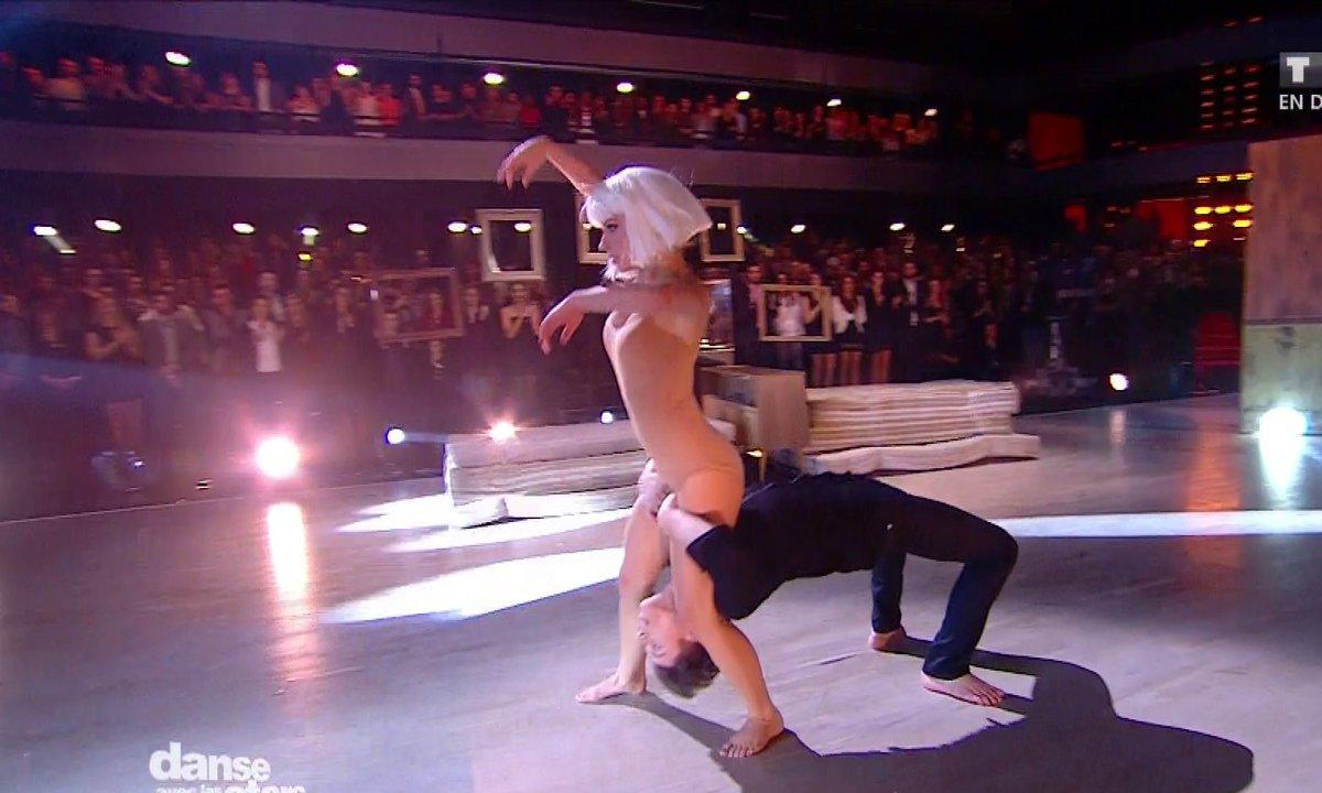 La danse coup de coeur de Loïc Nottet et Denitsa Ikonomova, leur danse contemporaine sur « Chandelier»