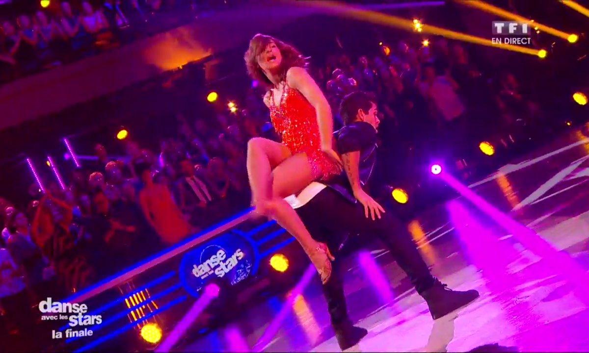 La danse coup de coeur de Priscilla et Christophe, leur Cha Cha sur « I wanna dance with somebody »