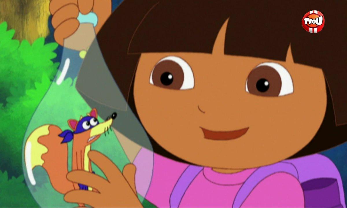 Dora l'exploratrice - Danse, Dora, danse  ! - Extrait
