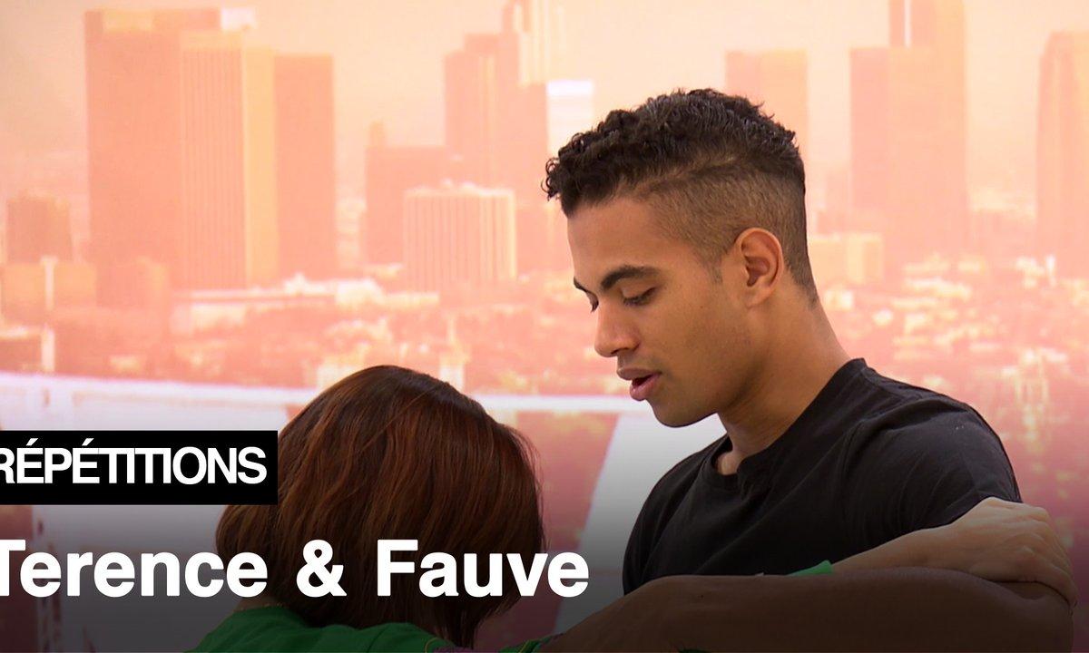 """Répétitions - """"Easy !"""" La danse n'a plus aucun secret pour Terence"""