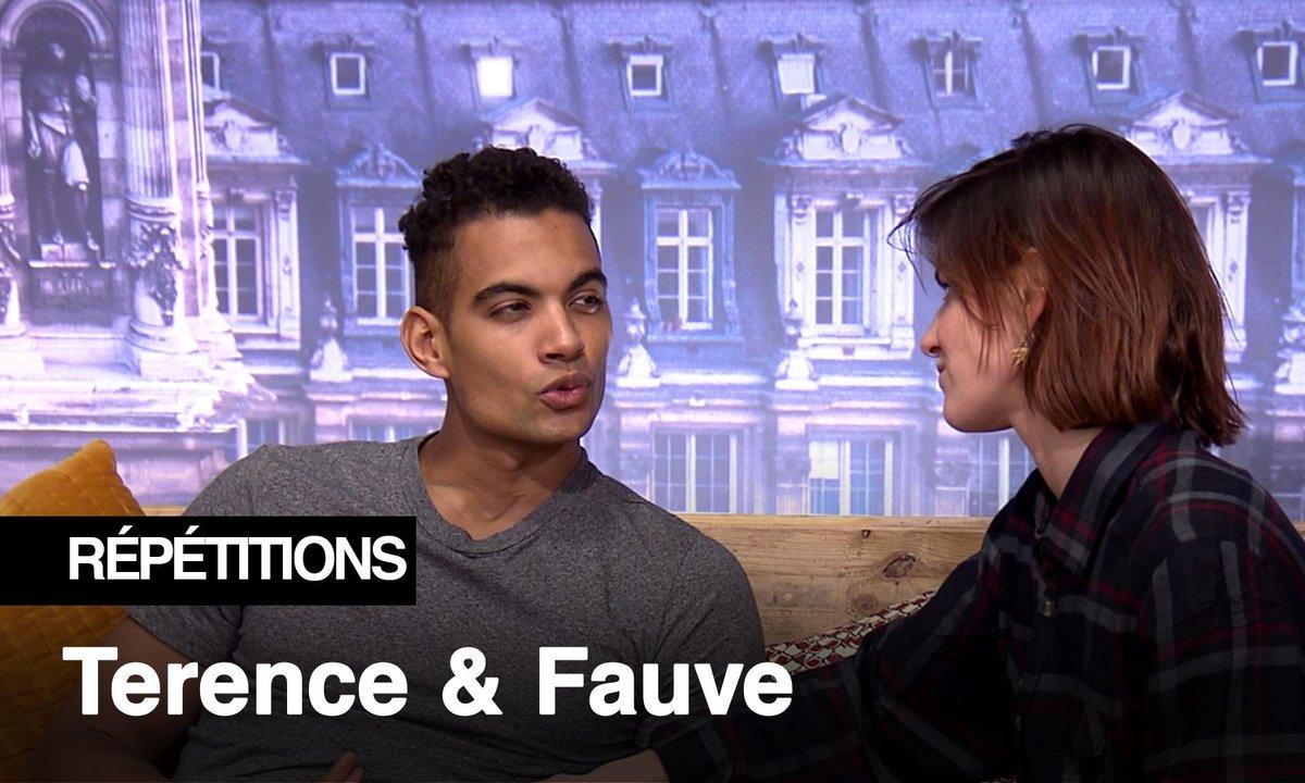 """Répétitions - """"4 danses en 2 minutes 40"""" Un challenge de taille pour Terence Telle"""