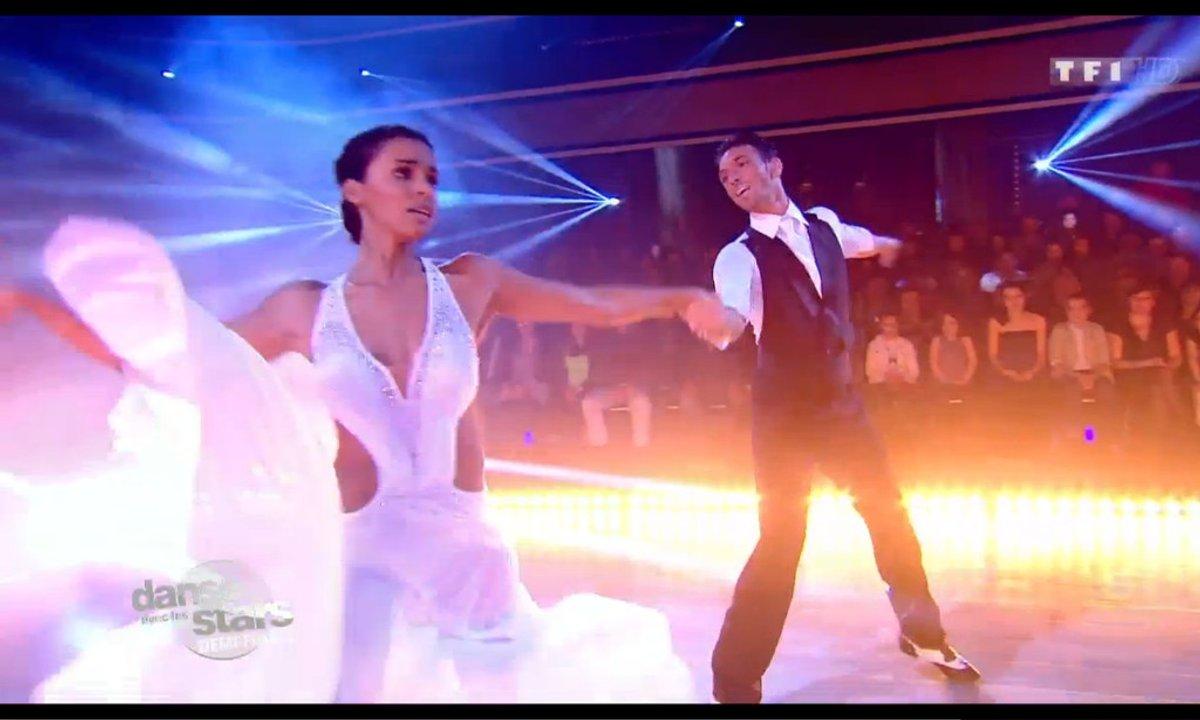 Duo de pros ! Shy'm et Maxime Dereymez pour une danse contemporaine et foxtrot