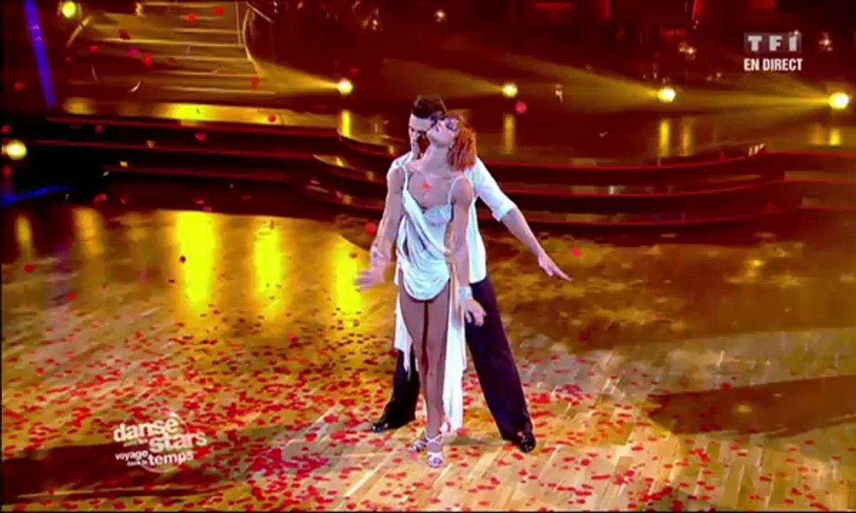 Baptiste Giabiconi et Fauve Hautot dansent une rumba sur Beautiful (Christina Aguilera)