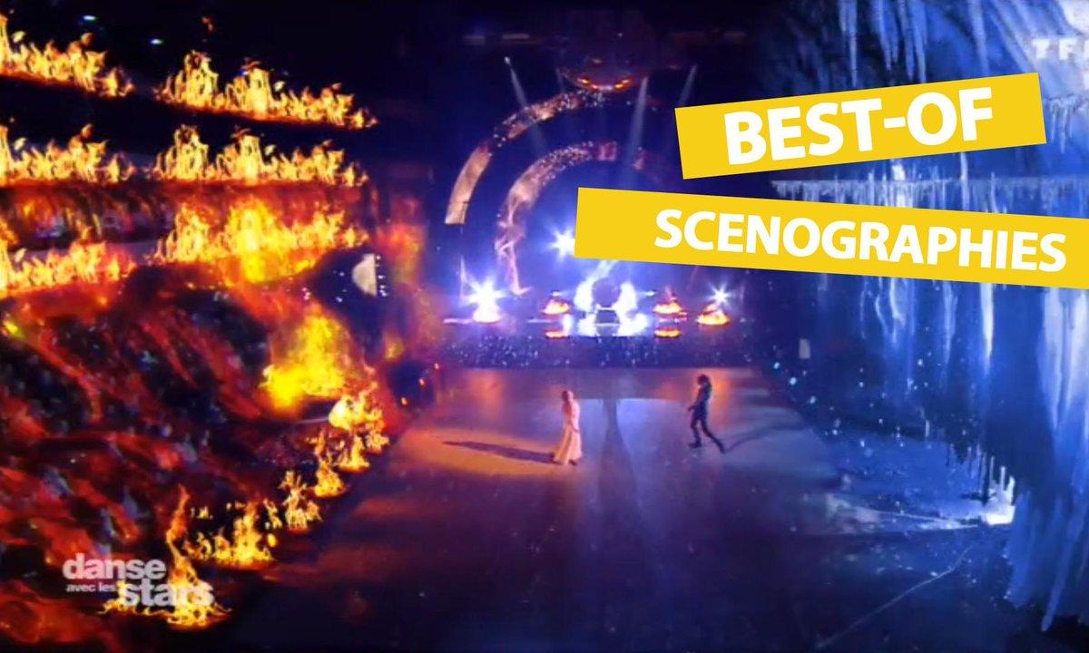 Best-of : le Top 5 des plus belles scénographies