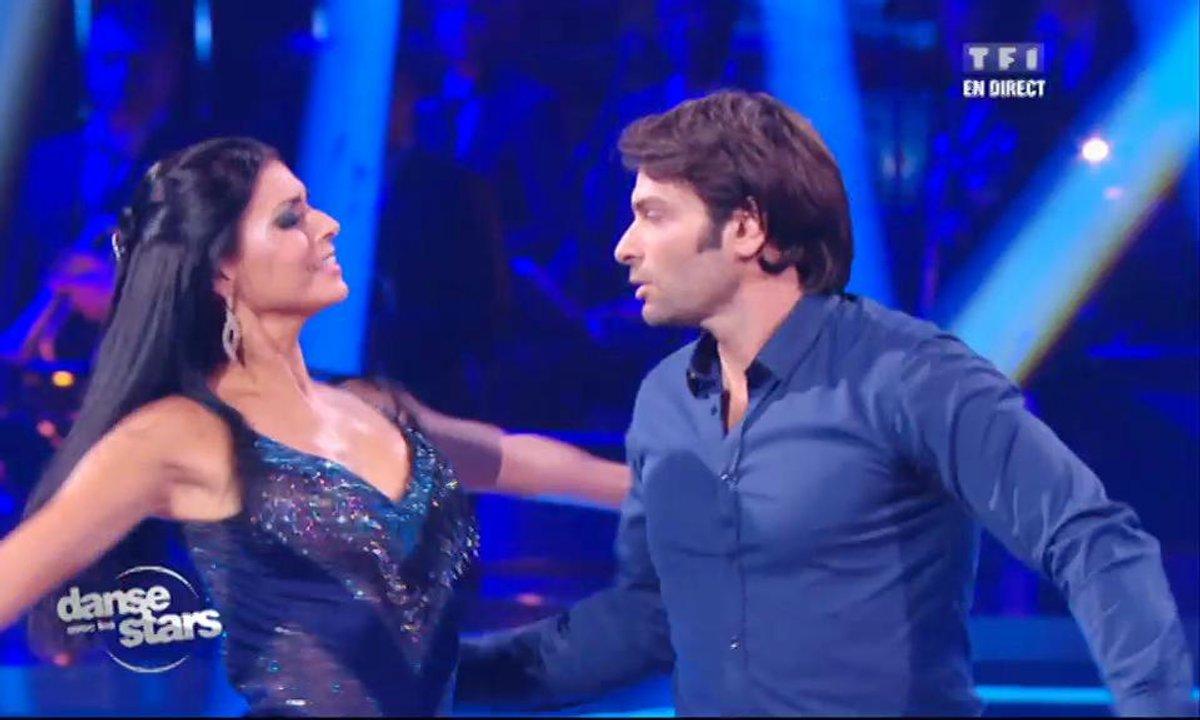 Christophe Dominici et Candice, un foxtrot  sur « Ta main » (Grégoire)