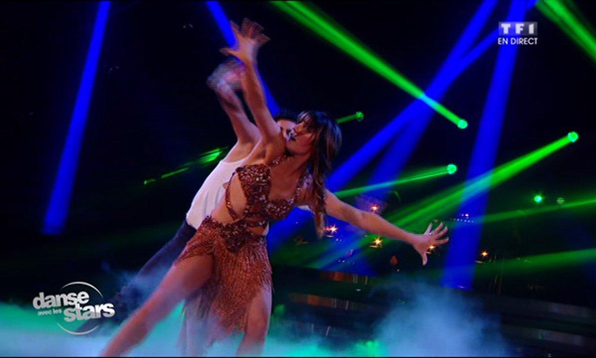 Danse contemporaine pour Laetitia Milot et Christophe Licata sur « Roar » (Katy Perry)