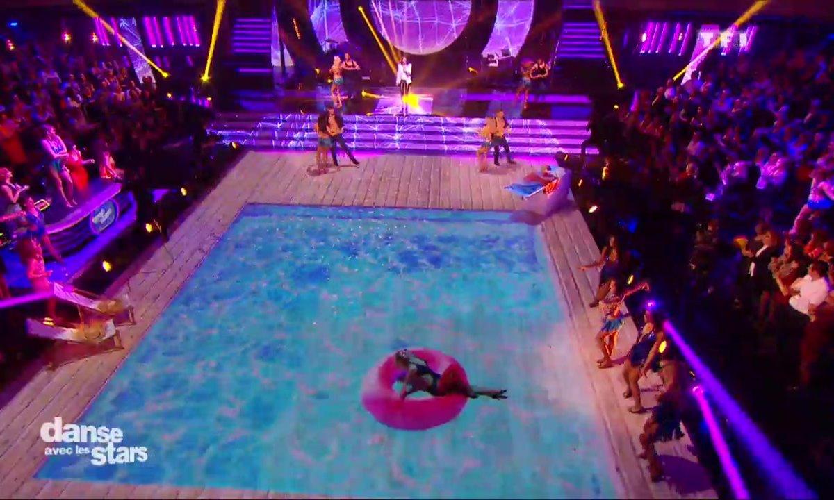 C'est parti pour le 3ème show de la saison 6, les danseurs pro ouvrent le bal sur « Boys Boys Boys » Sabrina