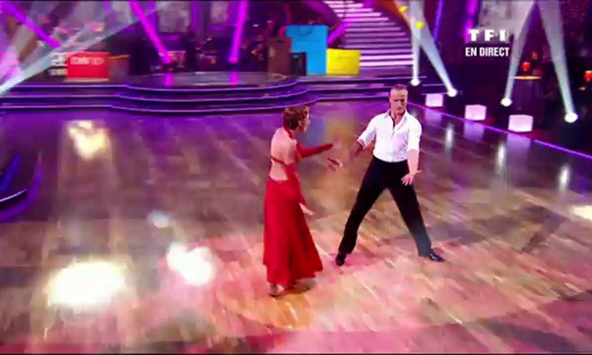 David Ginola et Silvia Notargiacomo dansent un paso doble sur Oh, Pretty Woman