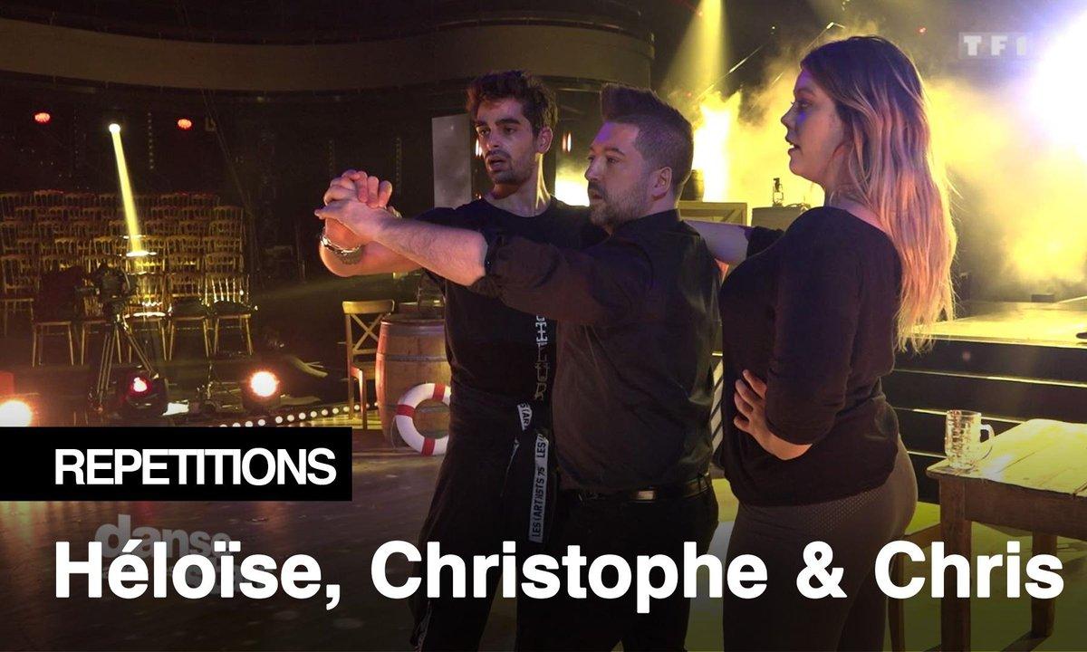 """Répétitions – """"Semaine de ouf"""" avec Héloïse, Chris Marques en redemande"""