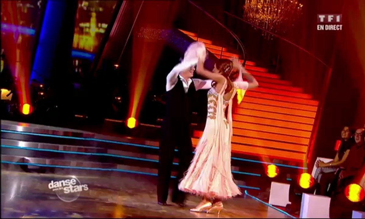Francis Lalanne et Silvia Notargiacomo dansent une valse sur Empire State of Mind (Alicia Keys)