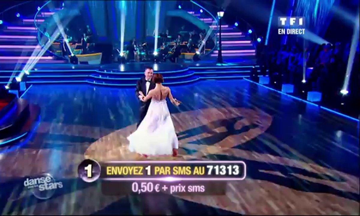 Jean-Marie Bigard et Fauve Hautot dansent une valse sur Cry Me a River (Michael Bublé)