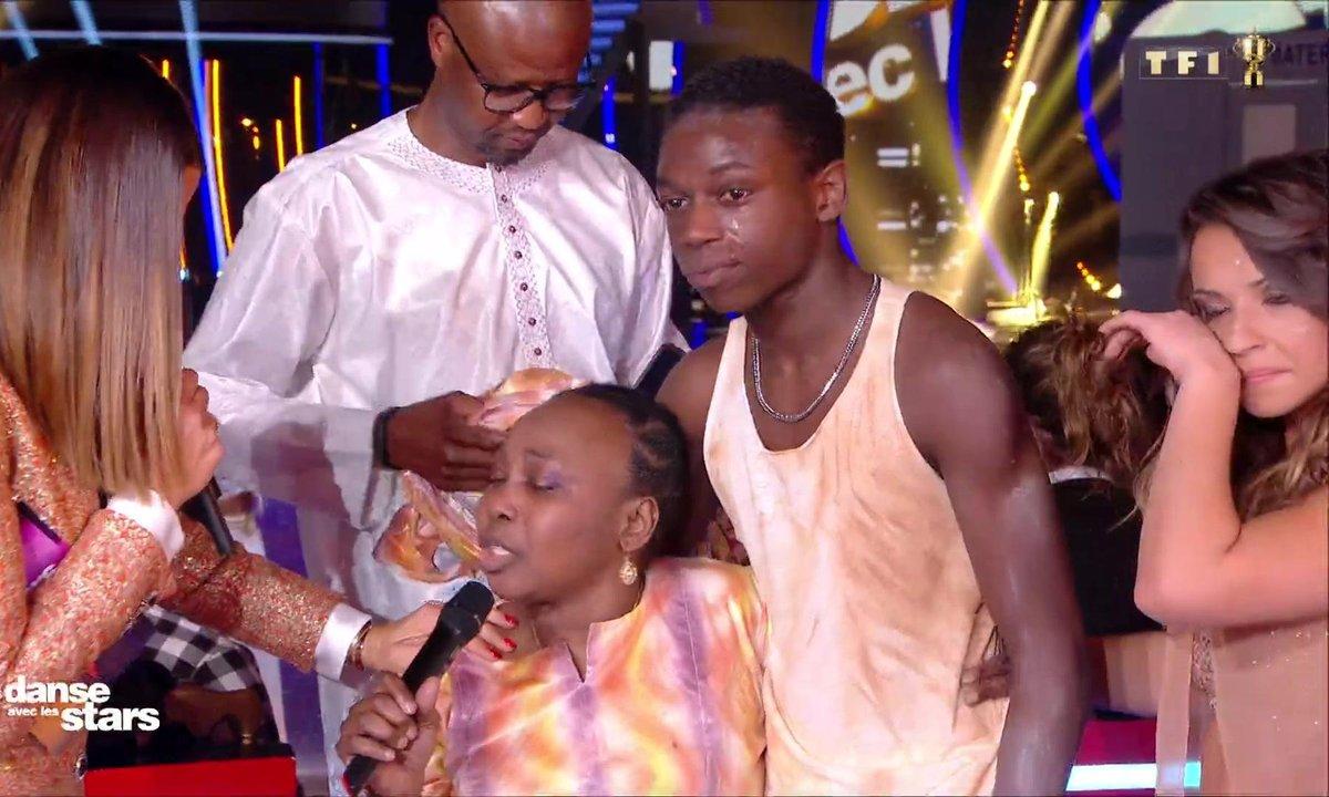 Les larmes d'Azize Diabaté : la perfection est de danser avec son coeur