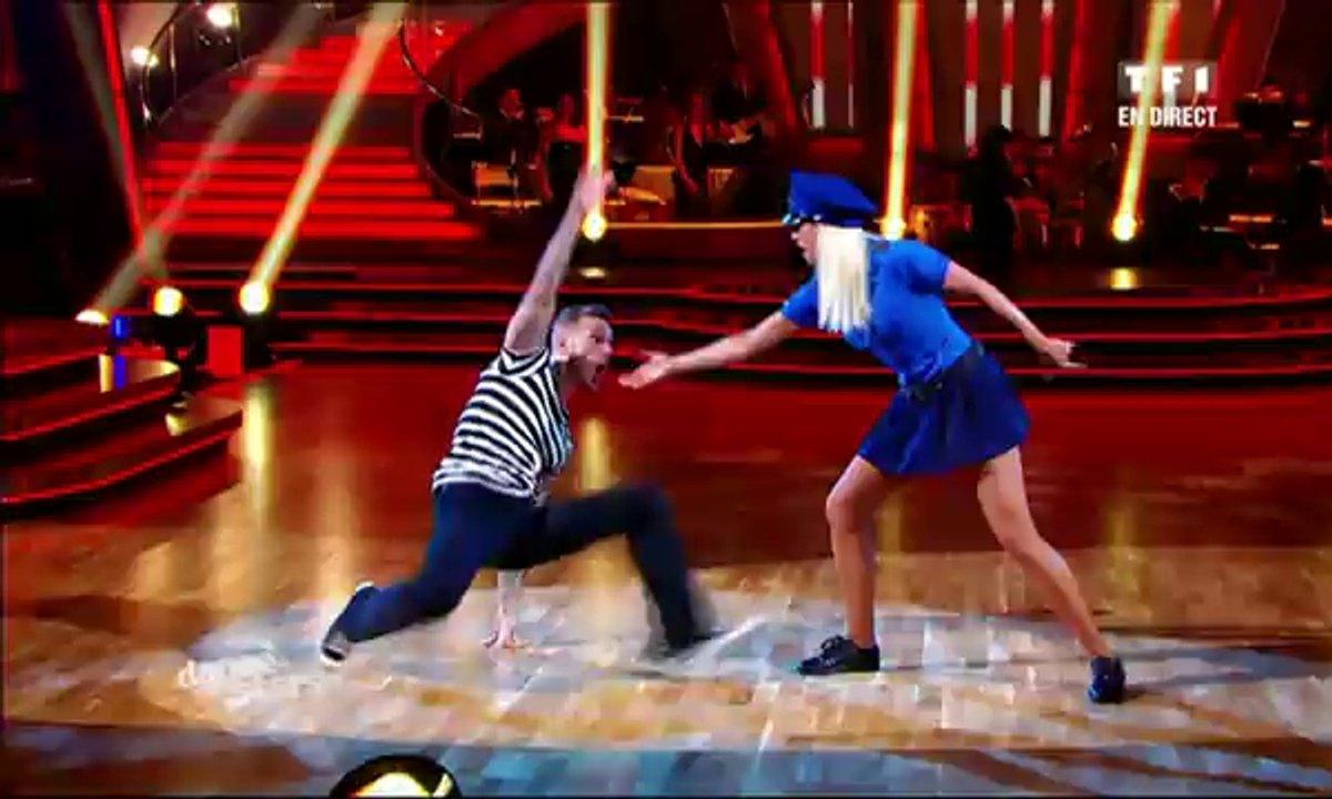 M. Pokora et Katrina Patchett dansent un jive sur Jailhouse Rock (Elvis Presley)