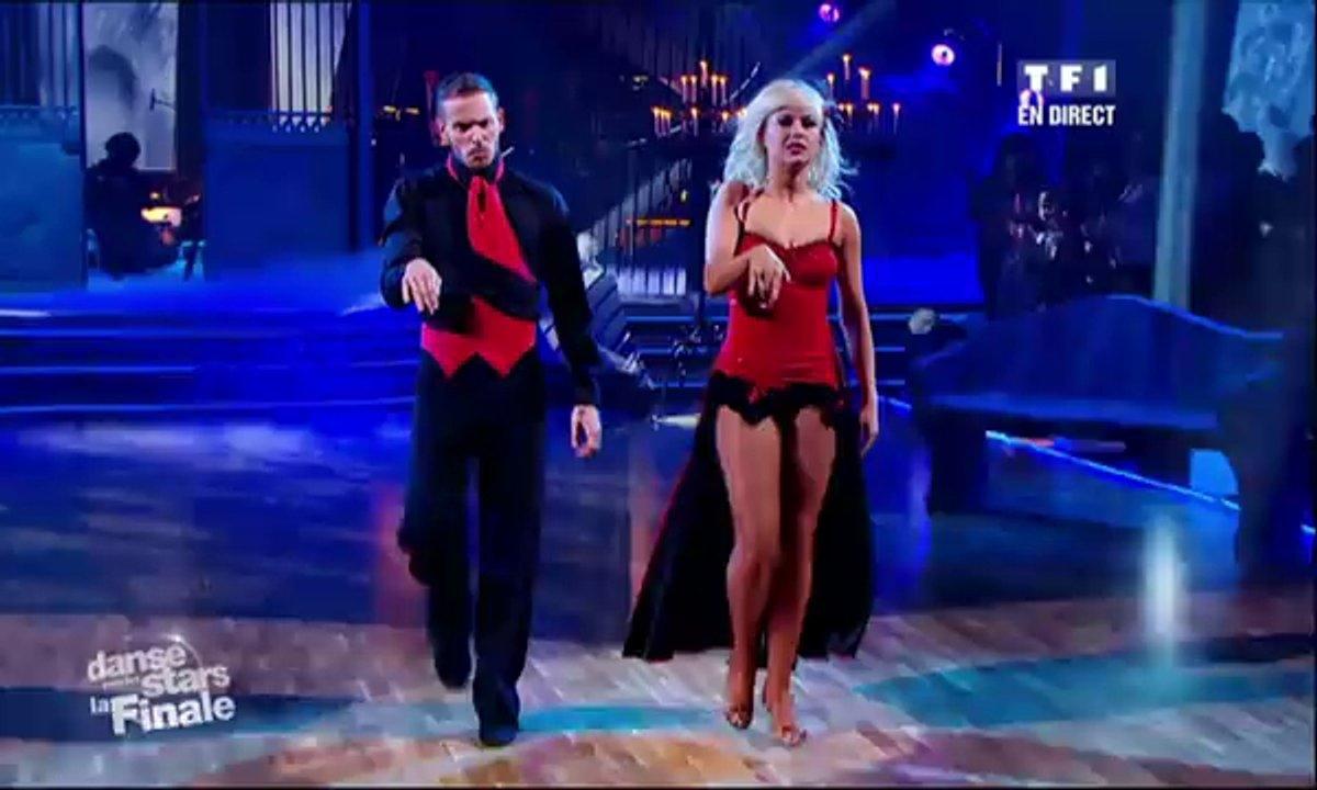 M. Pokora et Katrina Patchett dansent un paso doble sur Thriller (Michael Jackson)