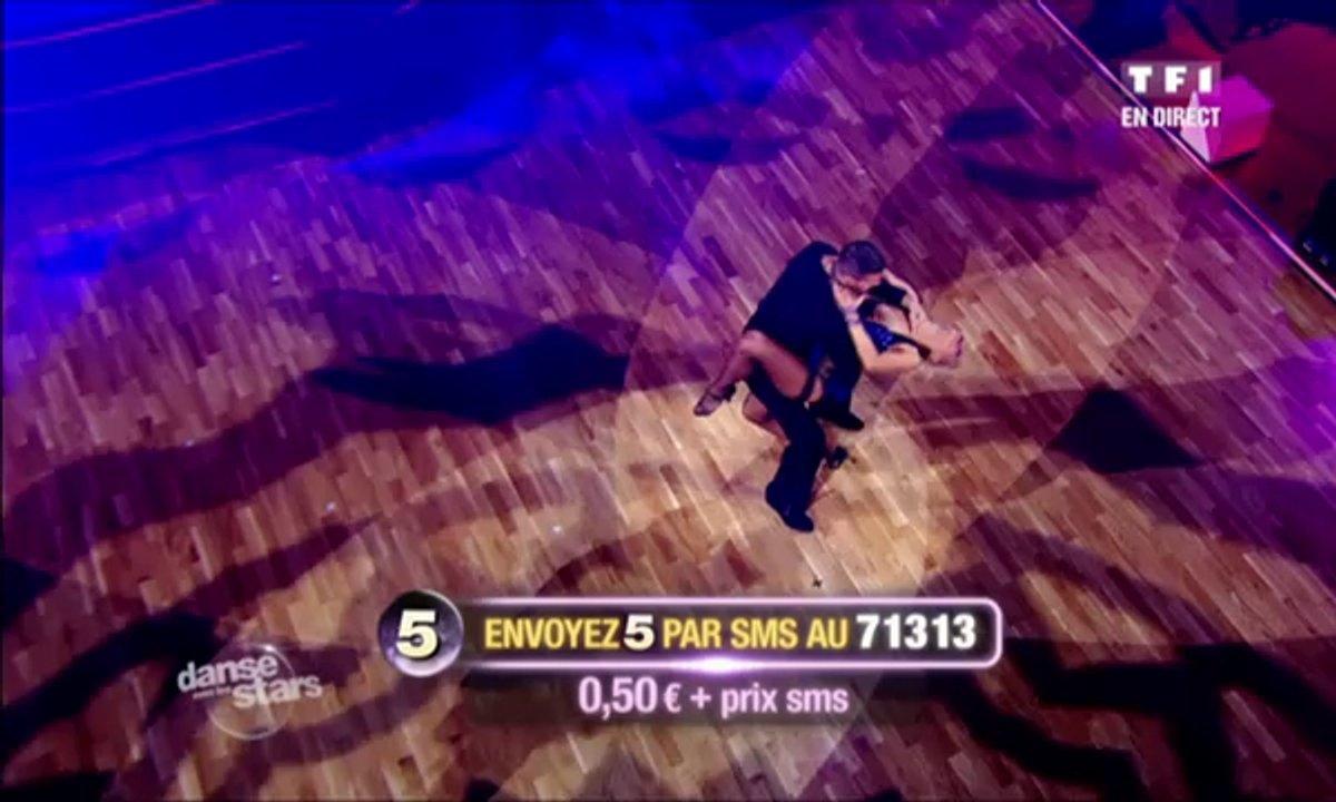 M. Pokora et Katrina Patchett dansent un tango sur Roxanne (The Police)