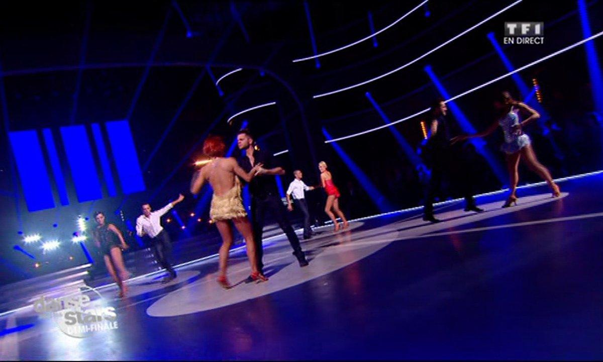 Le marathon de la danse pour Alizée, Brahim Zaibat, Keen'V et Laetitia Milot