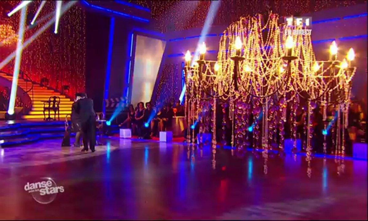 Marthe Mercadier et Grégoire Lyonnet dansent un fox-trot sur My Heart Will Go On (Titanic)