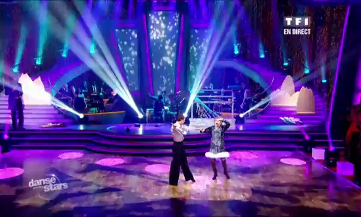 Marthe Mercadier et Grégoire Lyonnet dansent un jive sur Just Because of You (Les Bronzés font du ski)