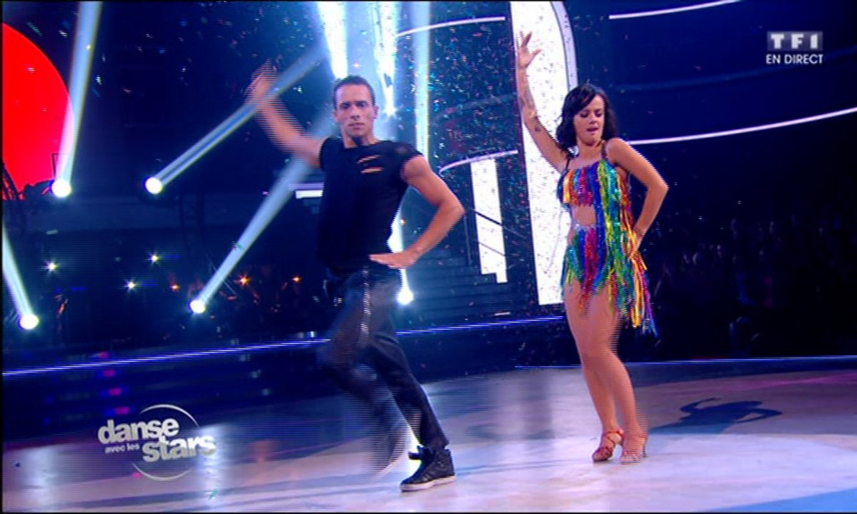 Samba et paso-doble pour Alizée et Grégoire Lyonnet sur « Watch Out For This» (Major Lazer)