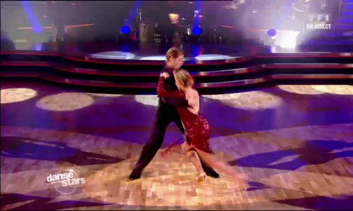 Sheila et Julien Brugel dansent un tango sur Rehab (Amy Winehouse)