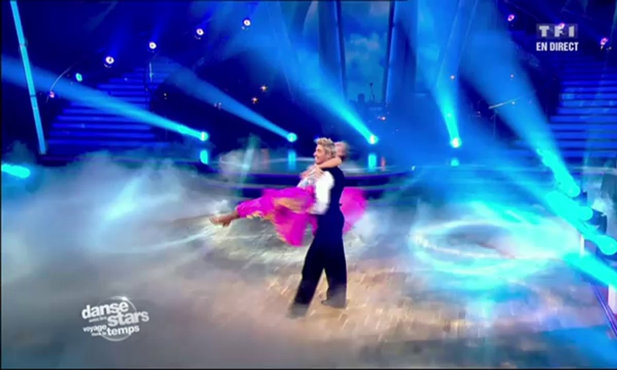 Sheila et Julien Brugel dansent une valse viennoise sur Unchained Melody (Ghost) - The Righteous Brothers