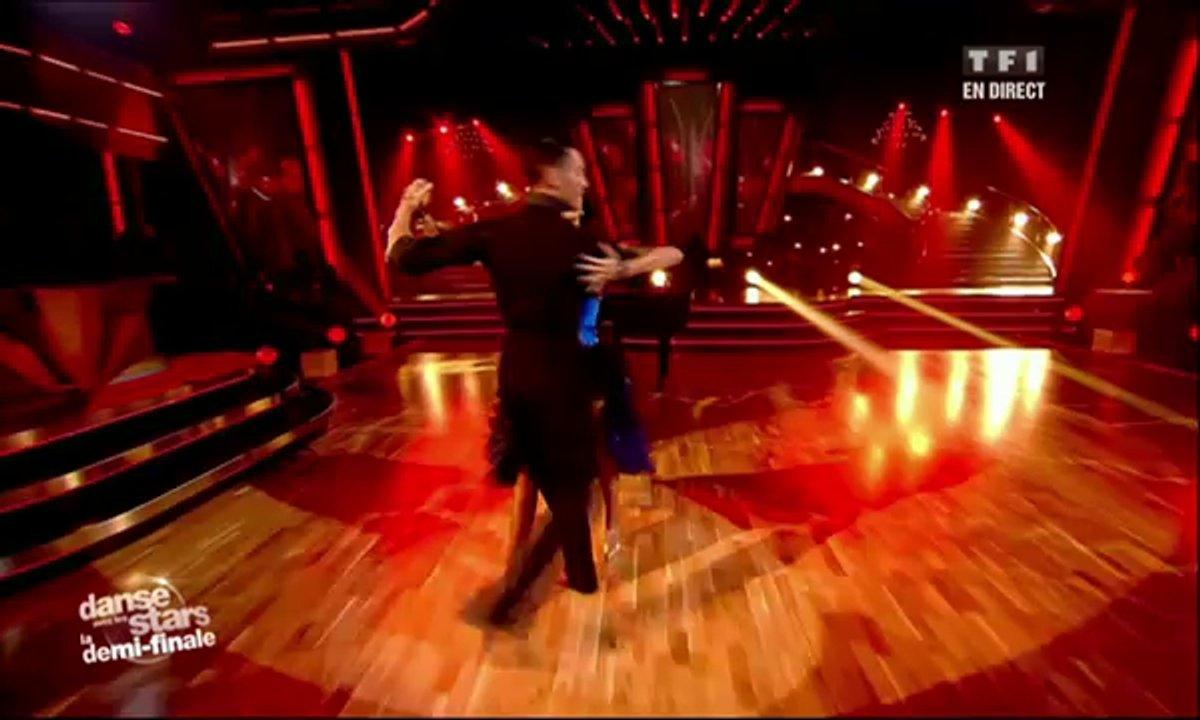Shy'm et Maxime Dereymez dansent un tango sur La Cumparsita (Pascual Contursi)