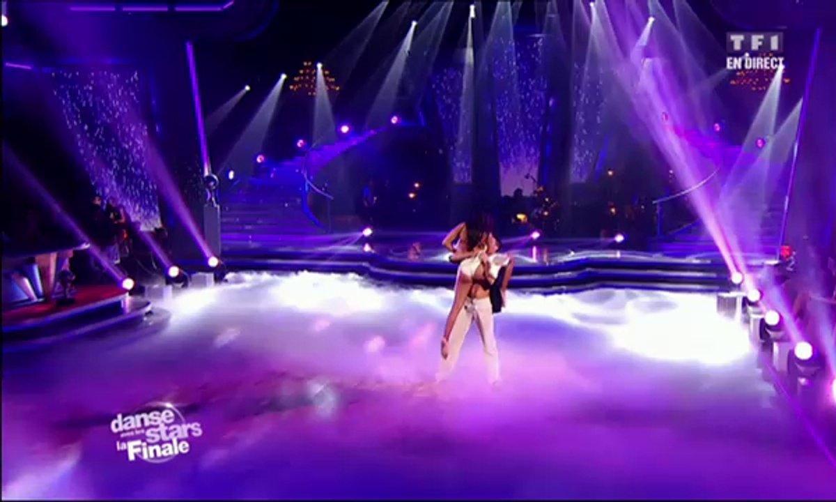 Shy'm et Maxime Dereymez dansent un freestyle sur All by Myself (Céline Dion)
