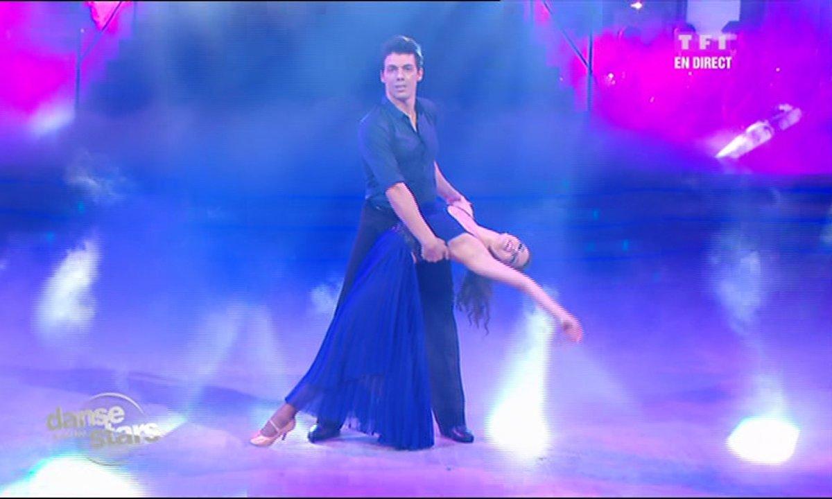 Taig khris et Denitsa, un foxtrot en 2ème danse sur « Paradise » (Cold Play)